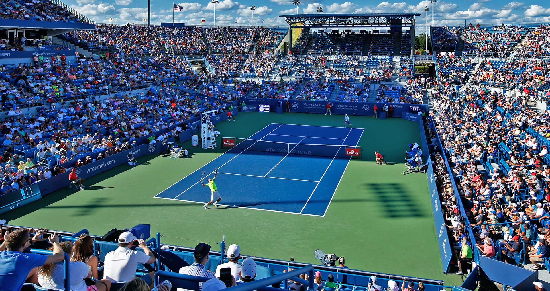 ATP Masters 1000 Cincinnati | Overview | ATP Tour | Tennis