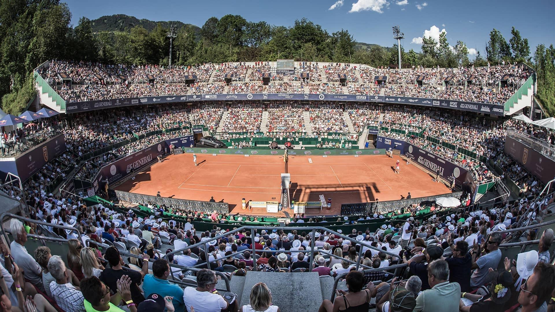 Kitzbühel Overview Atp Tour Tennis