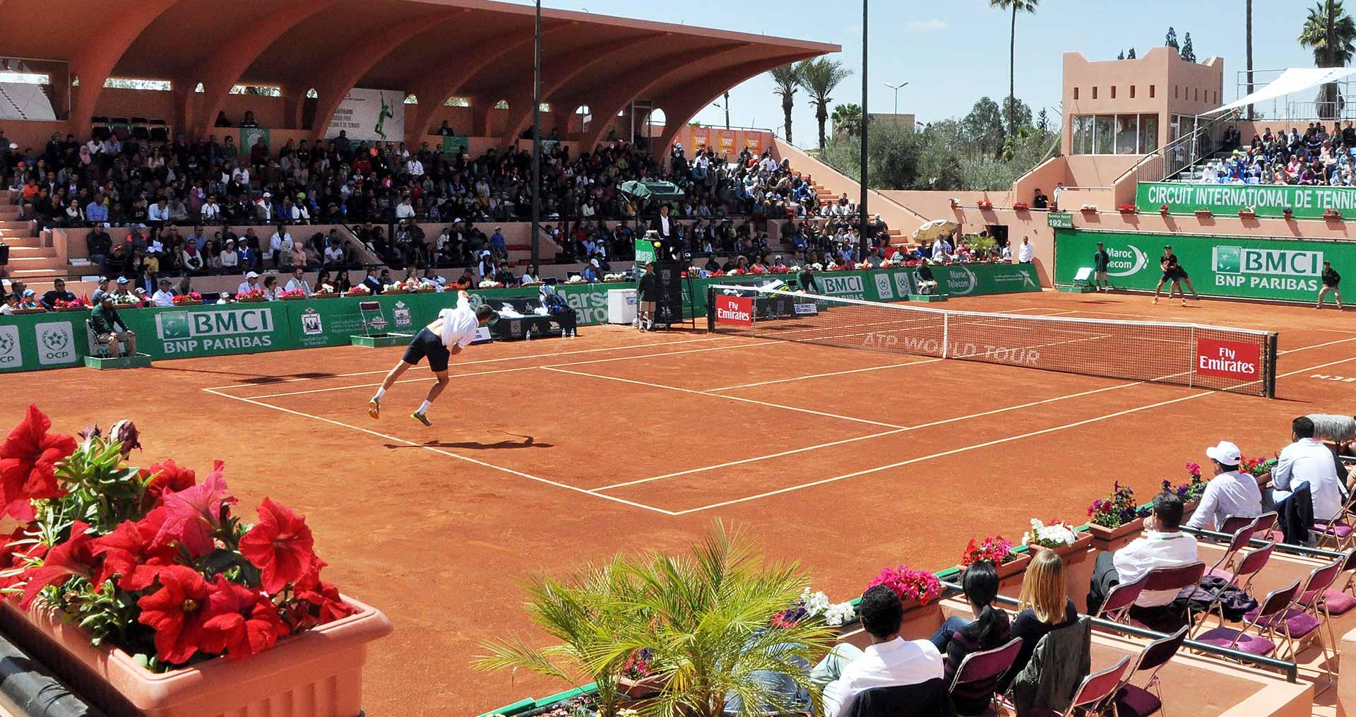 Marrakech Overview Atp Tour Tennis