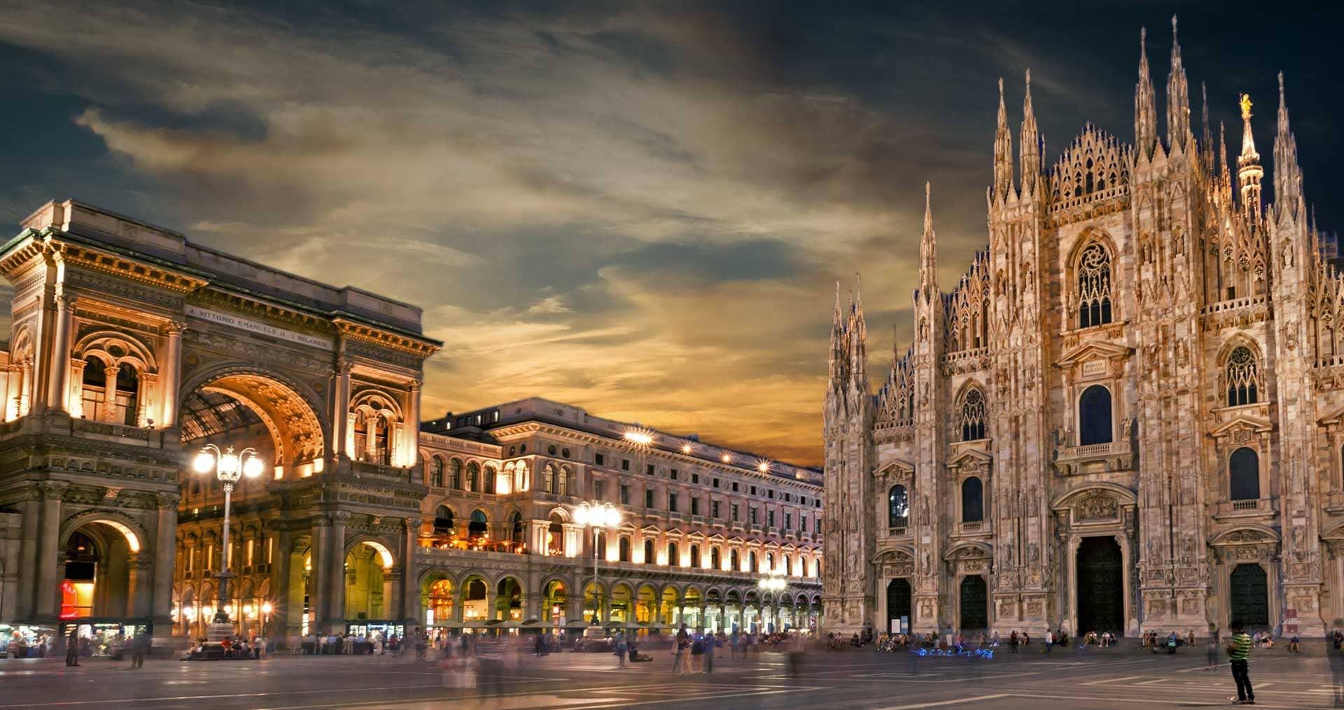 Milan for Feria de milan