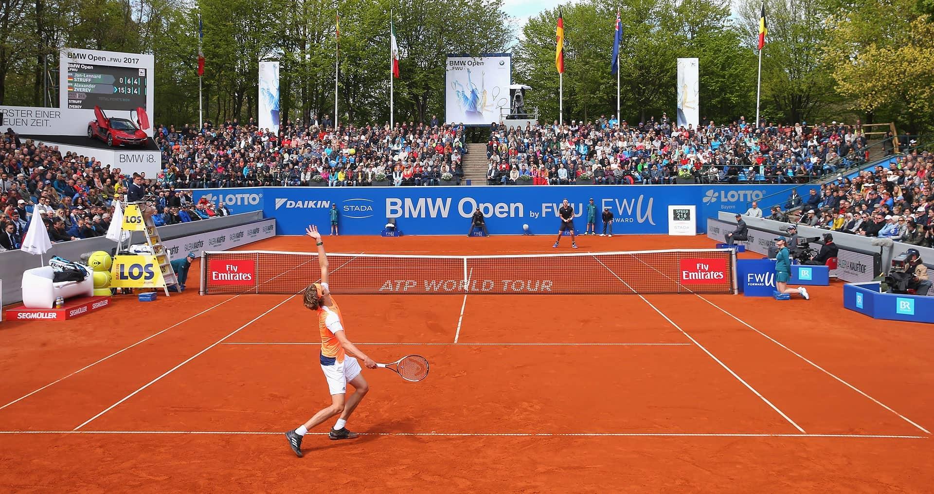 Munich Overview Atp Tour Tennis