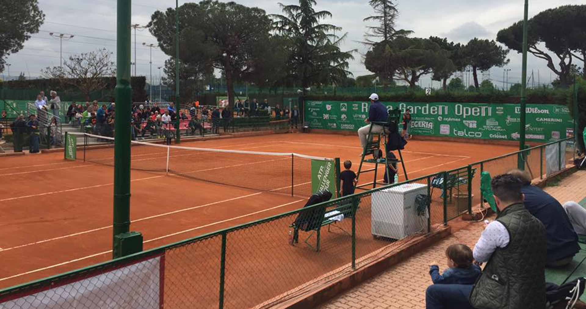 Rome 1 | Overview | ATP Tour | Tennis