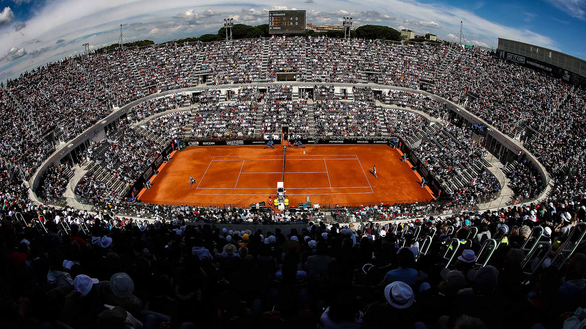 Atp Masters 1000 Rome Overview Atp Tour Tennis