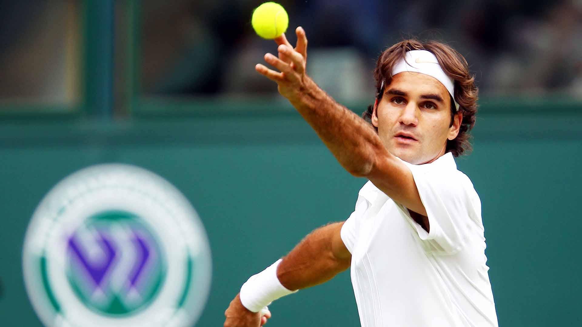 Federer Sobrevive Para Pelear Otro Día En Wimbledon   ATP Tour   Tenis