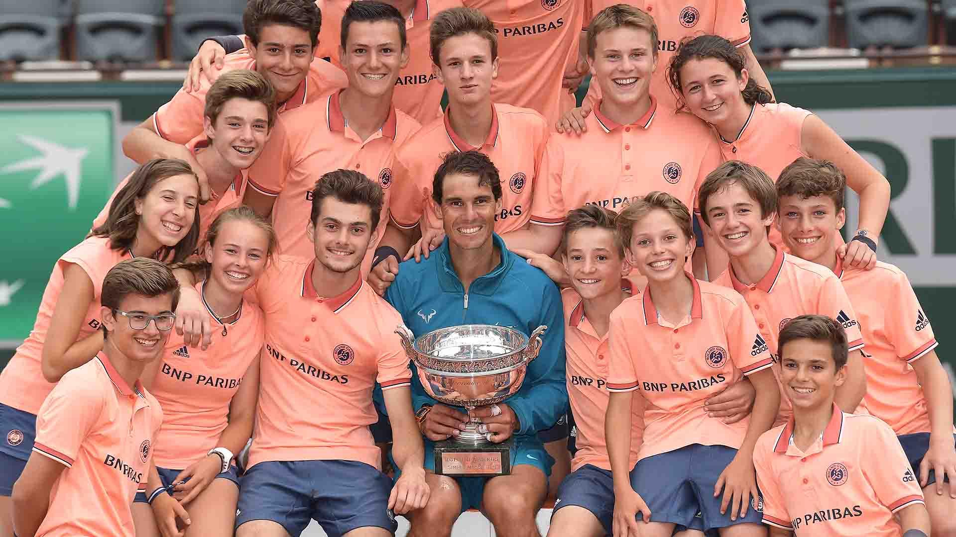 Madrid Open Tennis tournament  - Cover