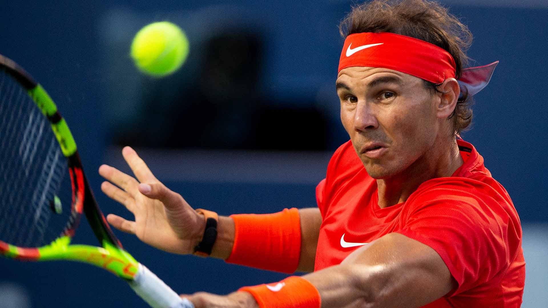 Nadal, Stan & Djokovic Buscan Los Cuartos En Toronto | ATP World ...
