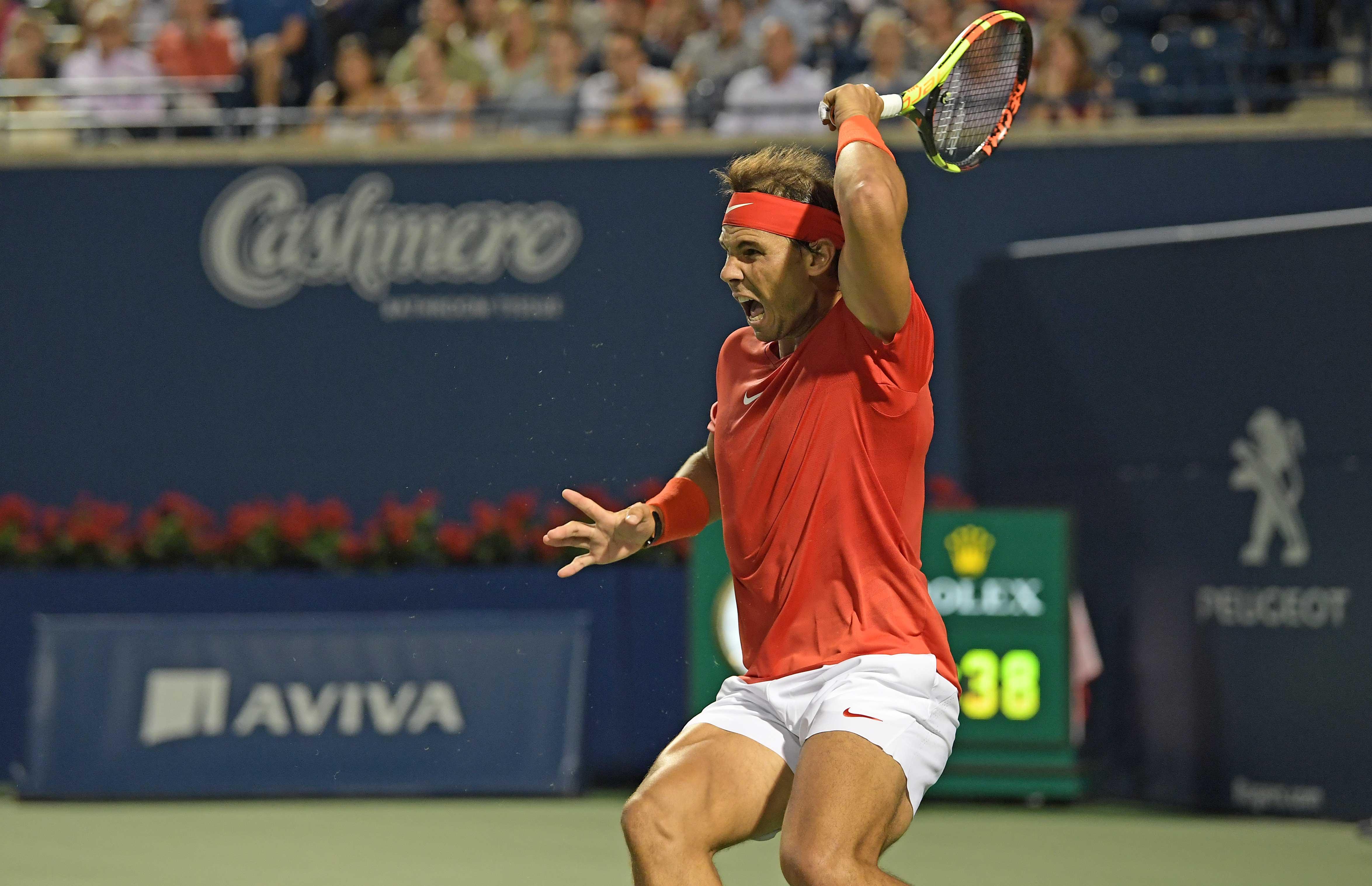 Nadal Gana Con El Corazón En Toronto | ATP World Tour | Tenis