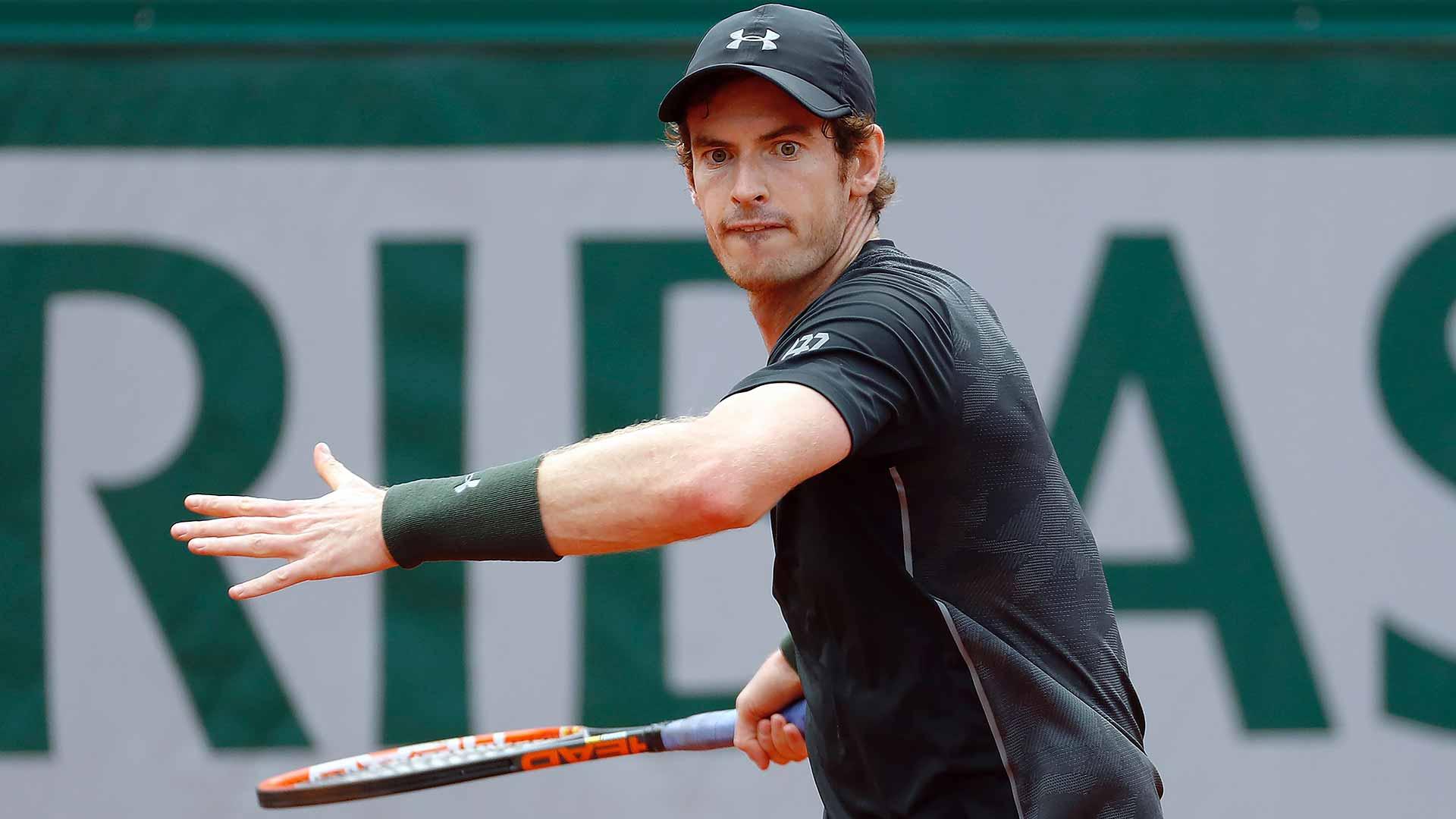 Murray - RG '16 - ATP