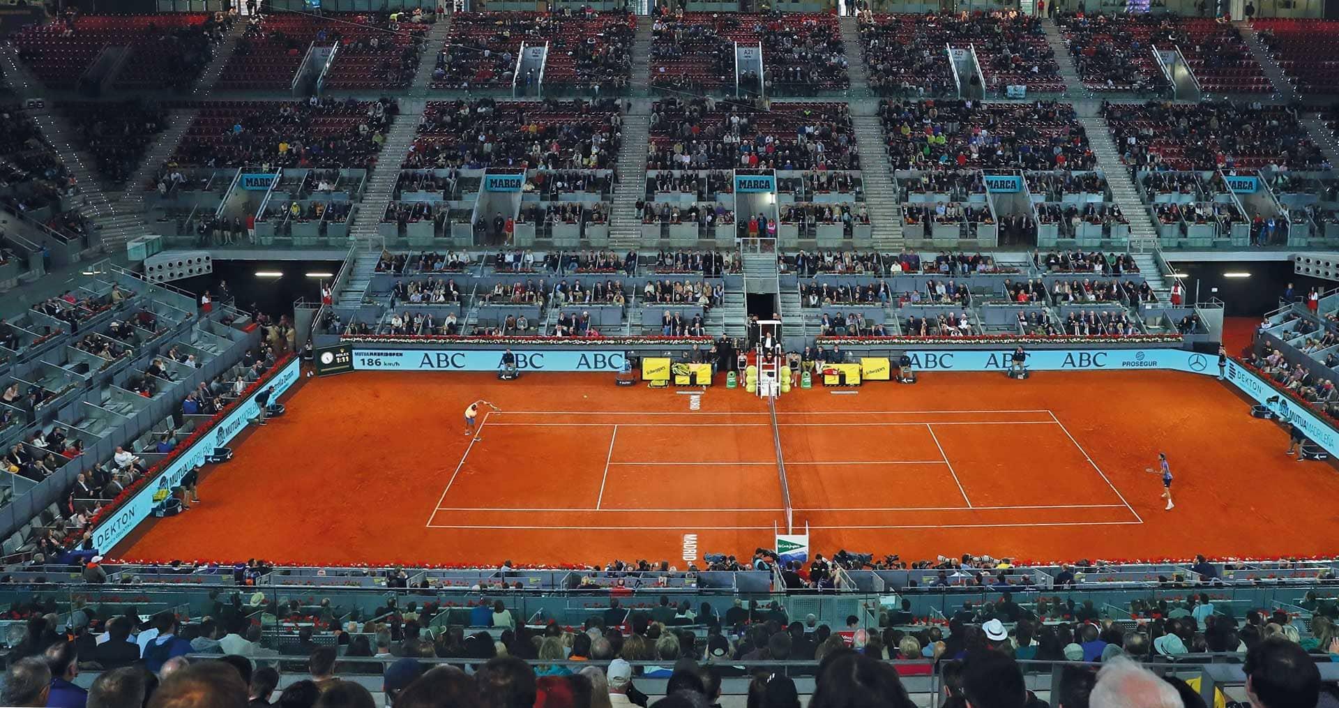Atp Masters 1000 Madrid Overview Atp Tour Tenis
