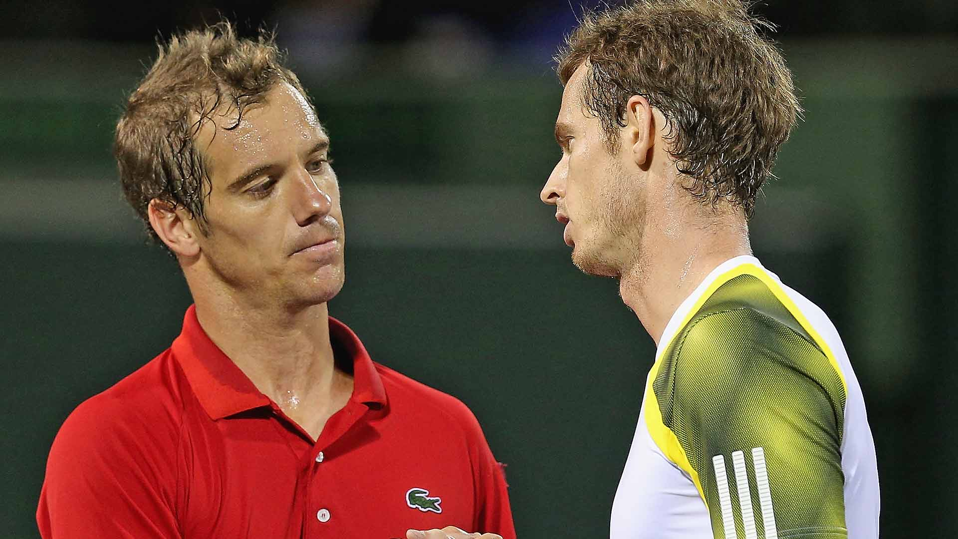 Image result for andy murray vs richard gasquet