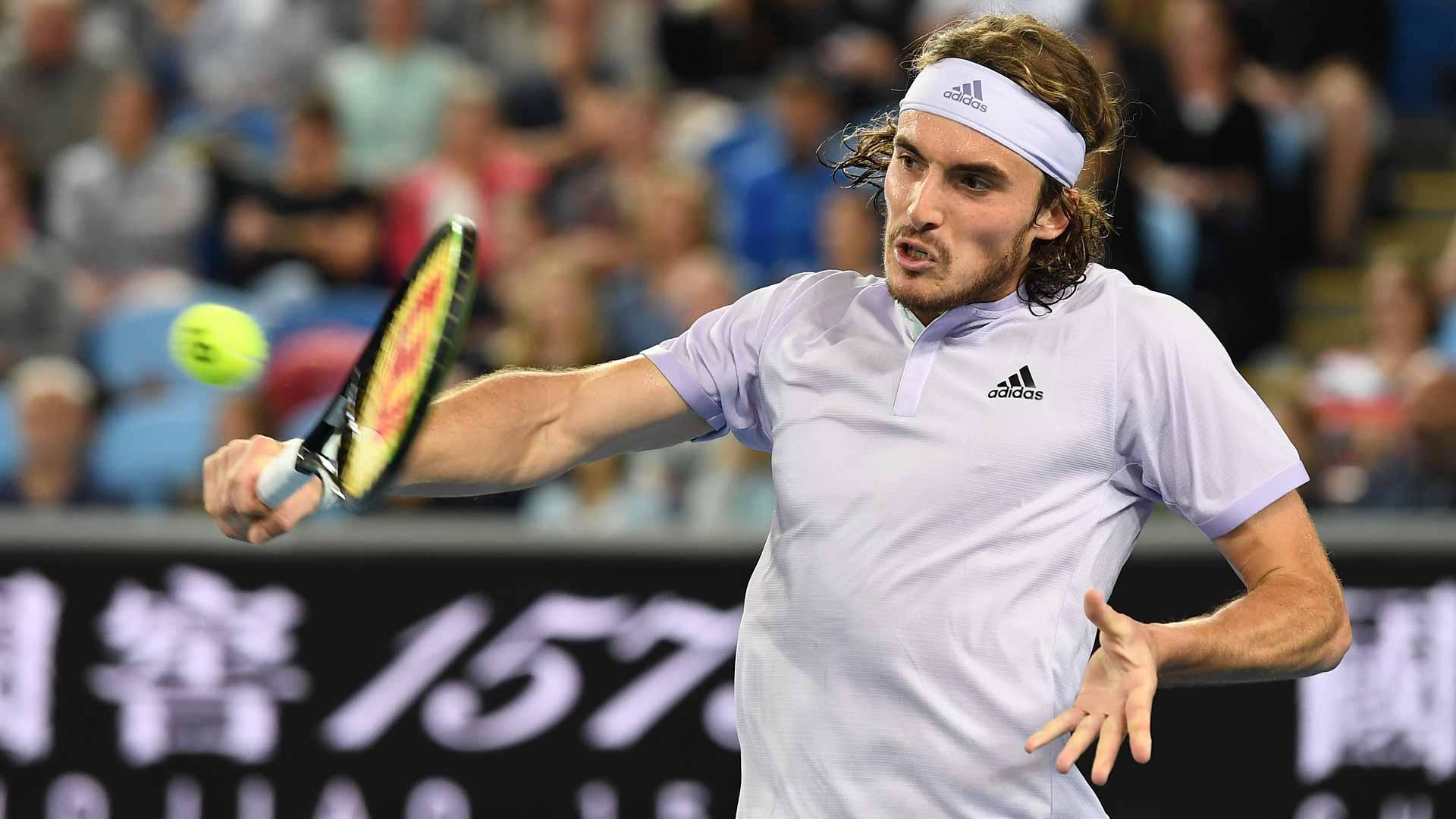 Australian Open Wednesday Preview Stefanos Tsitsipas To Face Test Novak Djokovic Roger Federer Also In Action Atp Tour The Union Journal