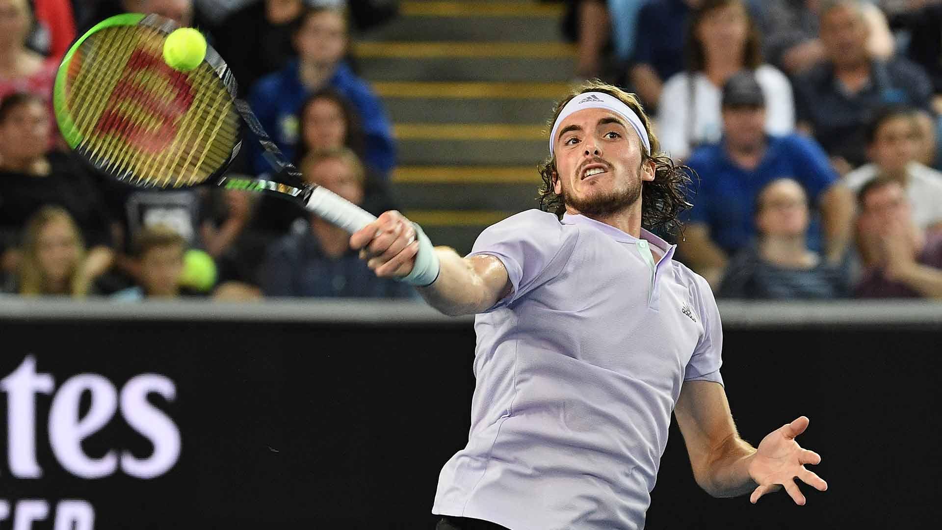 Australian Open Stefanos Tsitsipas Advances To Third Round As Philipp Kohlschreiber Withdraws Atp Tour The Union Journal