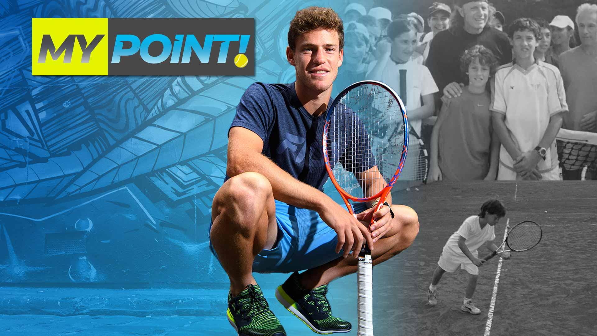 Atp Tour Australian Open Diego Schwartzman Why Height Doesn T Define Me Atp Tour The Union Journal