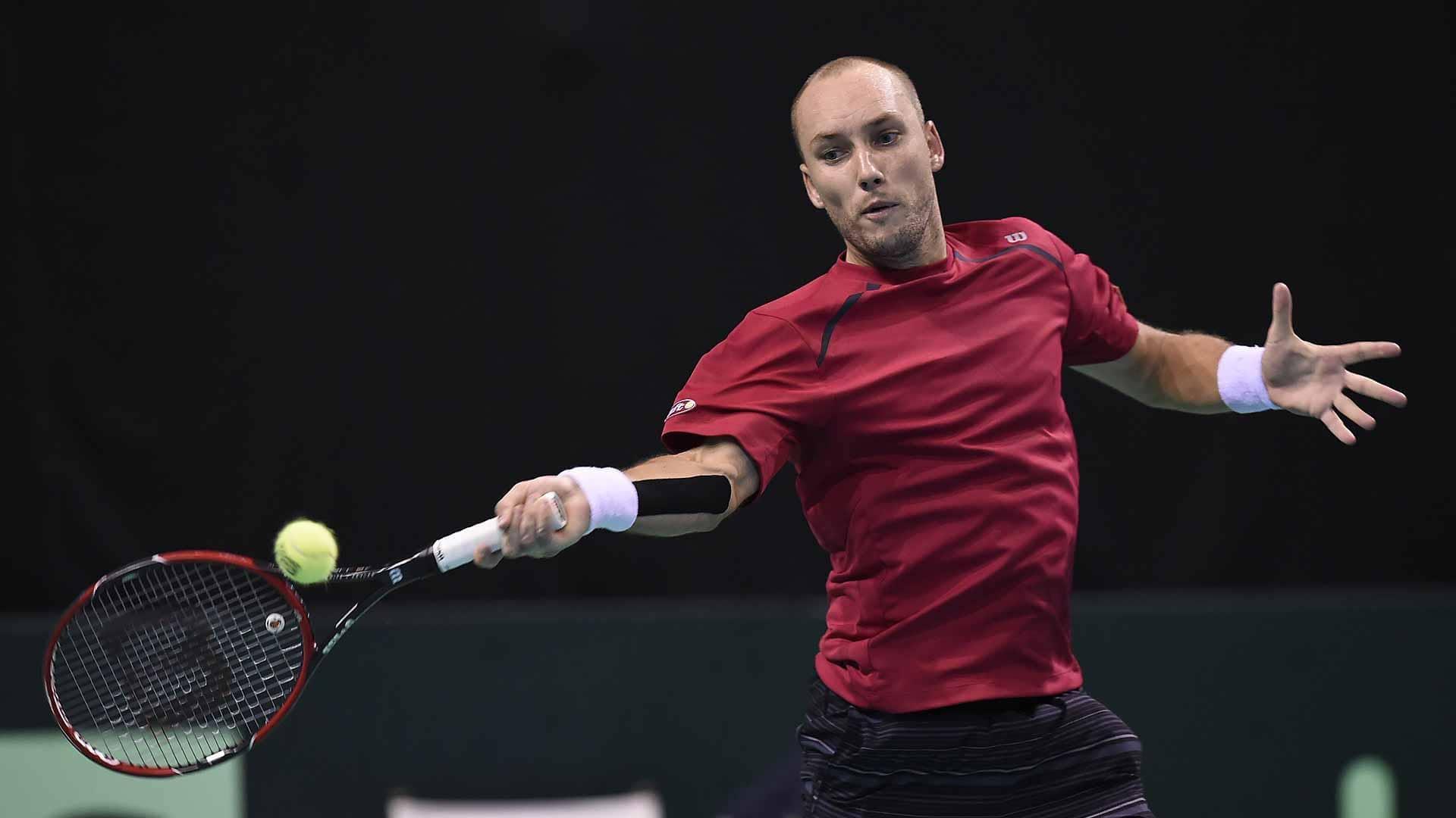 Barclays World Tour Tennis Scores