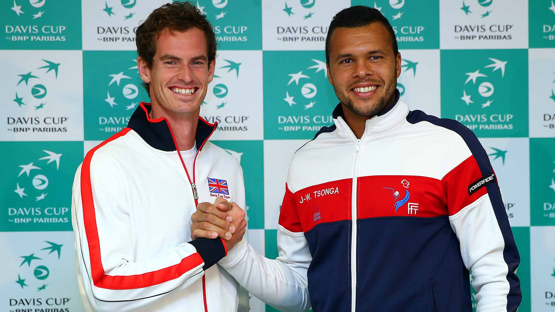 Murray, Tsonga