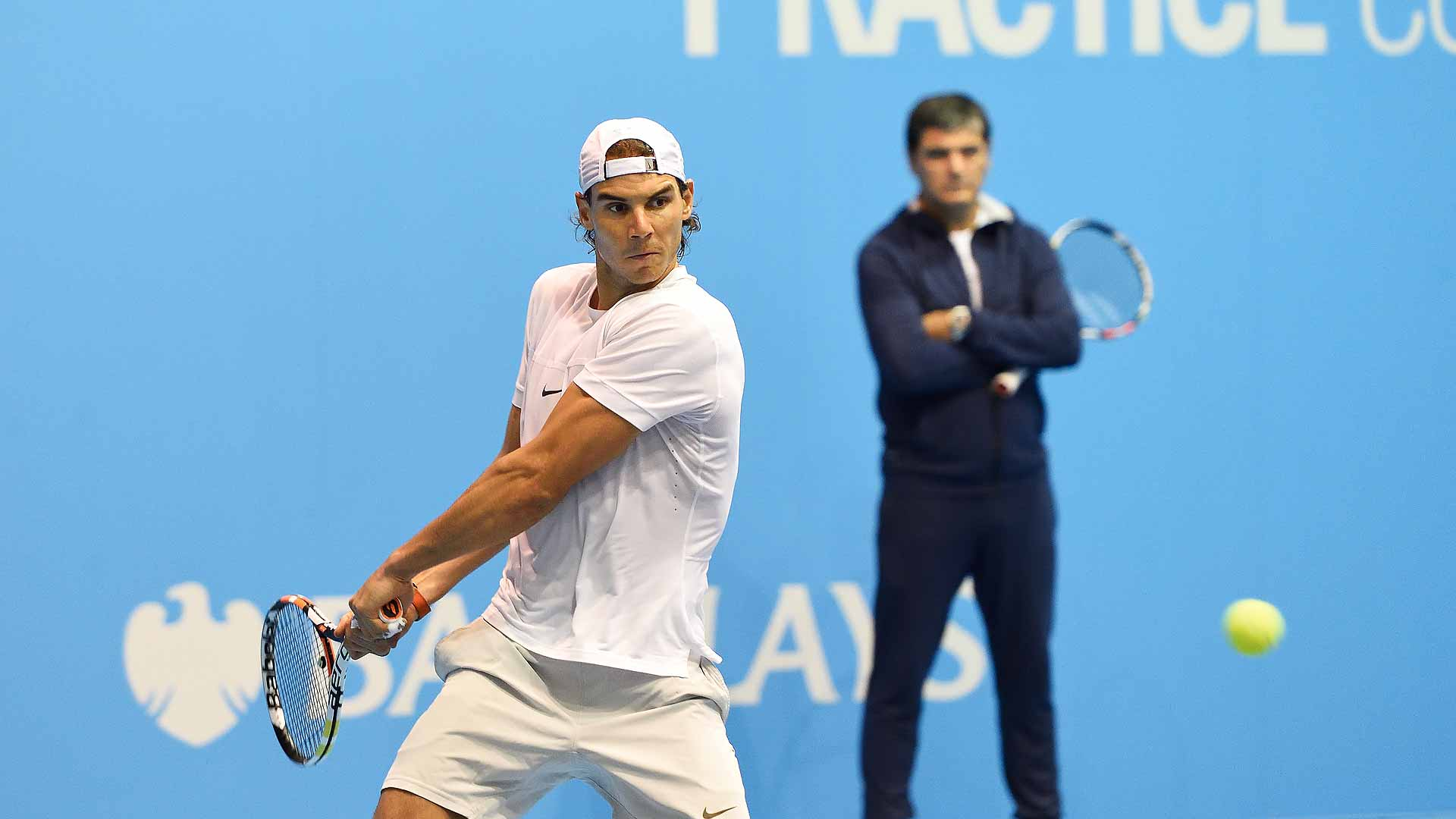 Barclays World Tour Tennis Results