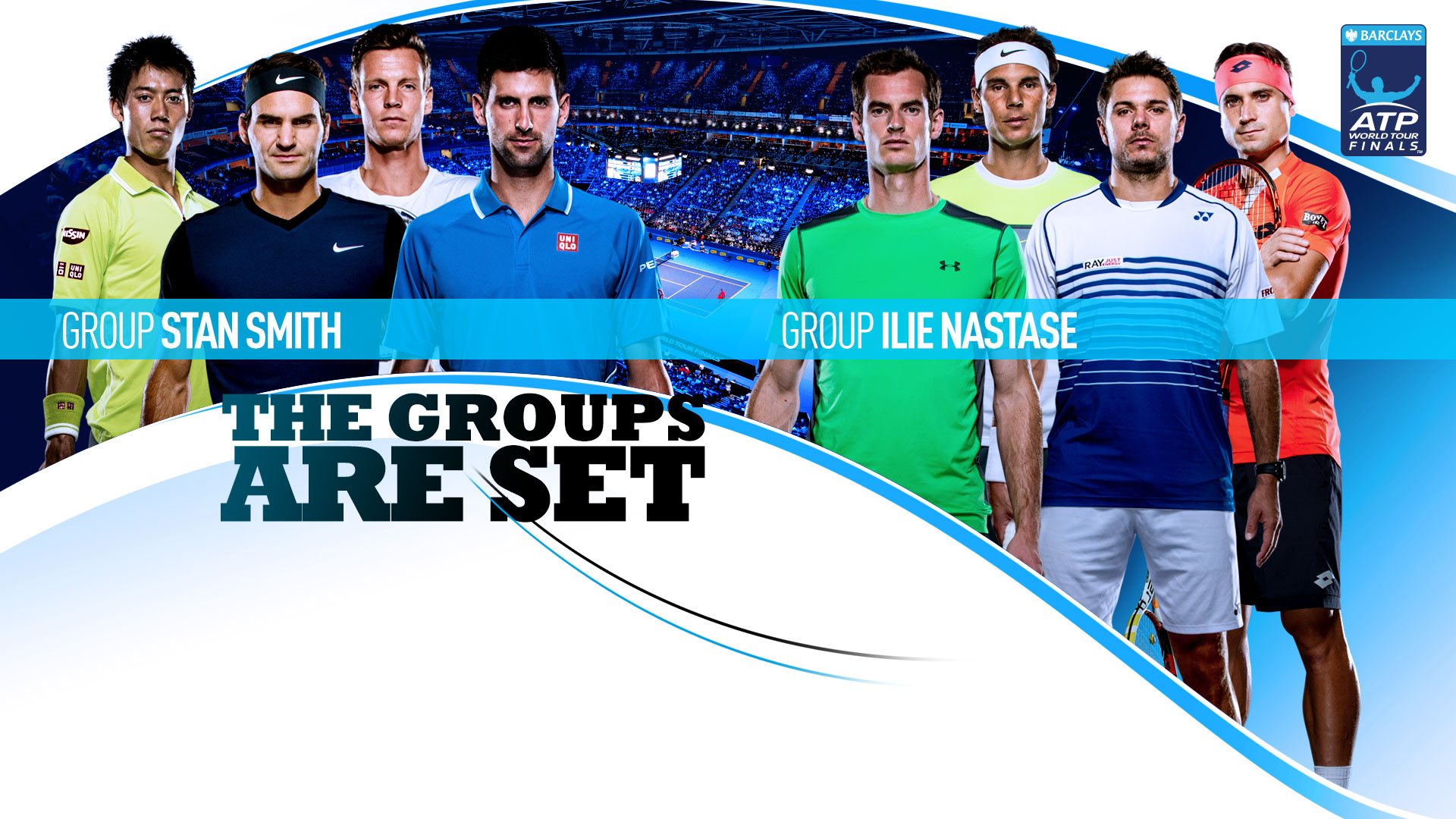 Atp World Tour Finals Draw Live