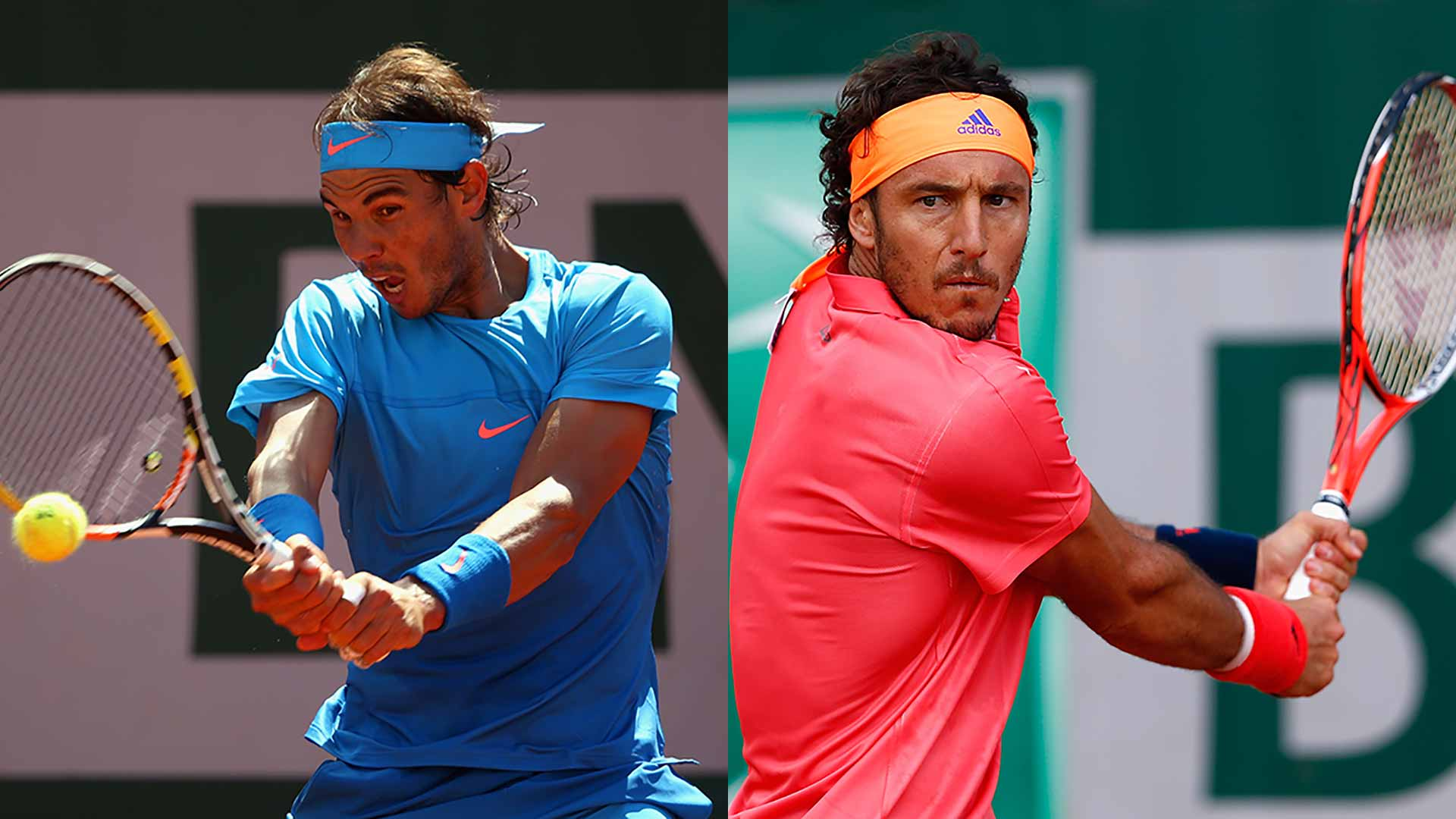 Nadal and Monaco take aim