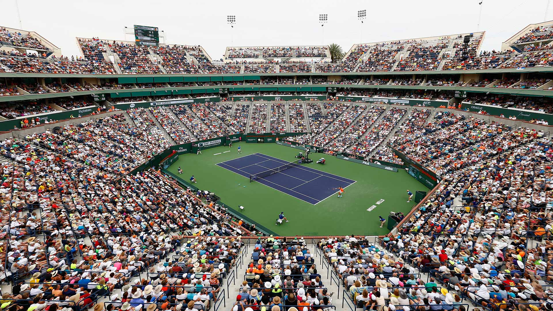 BNP Paribas Open, Indian Wells