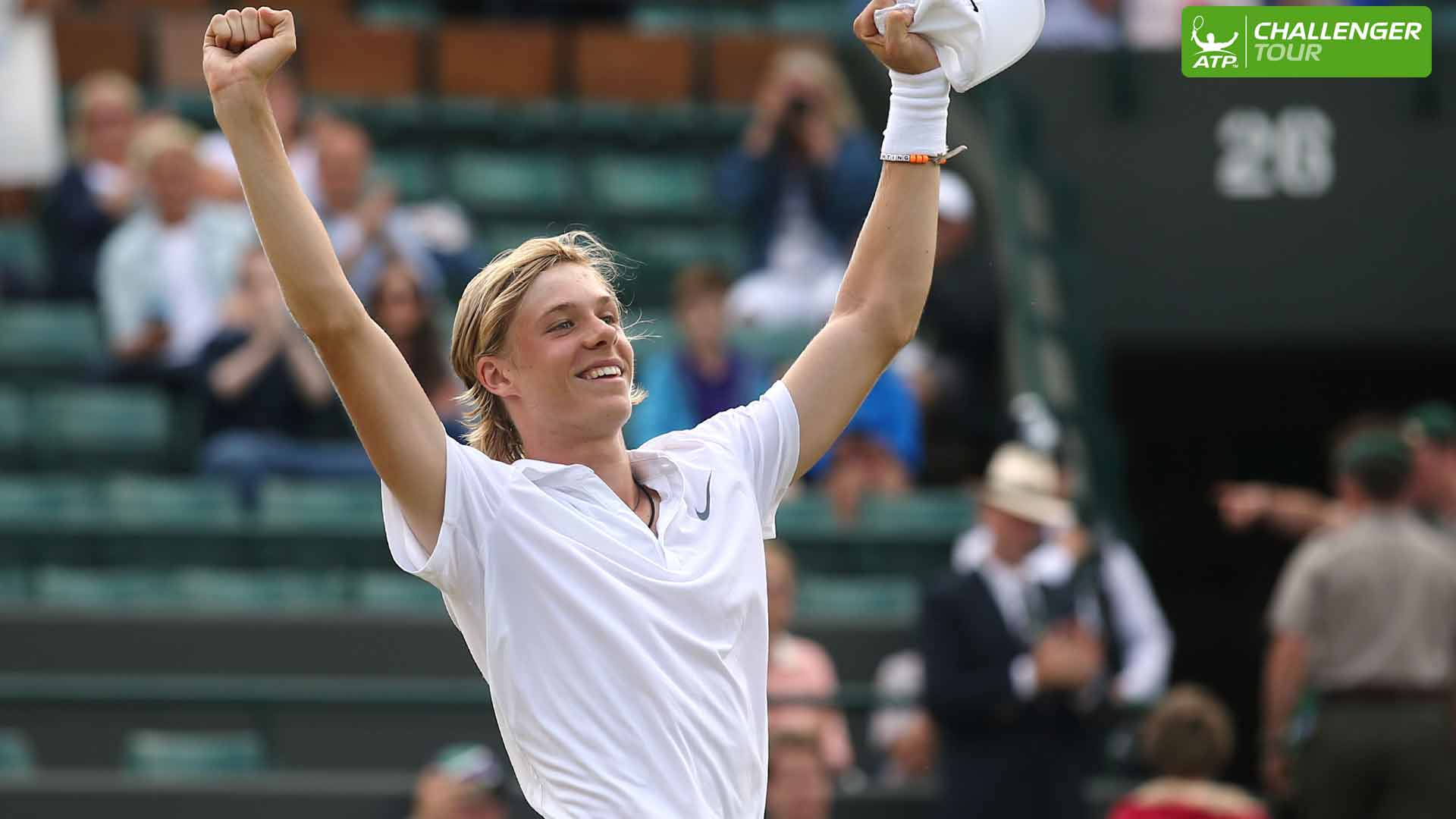 Denis Shapovalov is making a successful transition from the juniors to the pros.