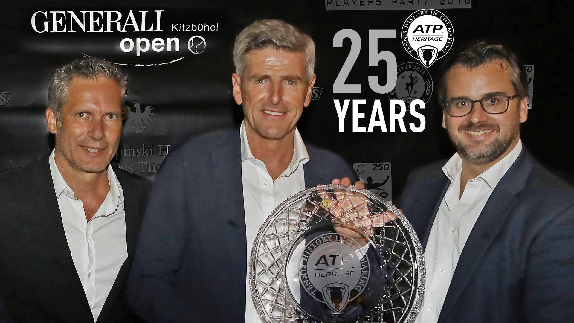 Massey, premio ATP World Tour Heritage