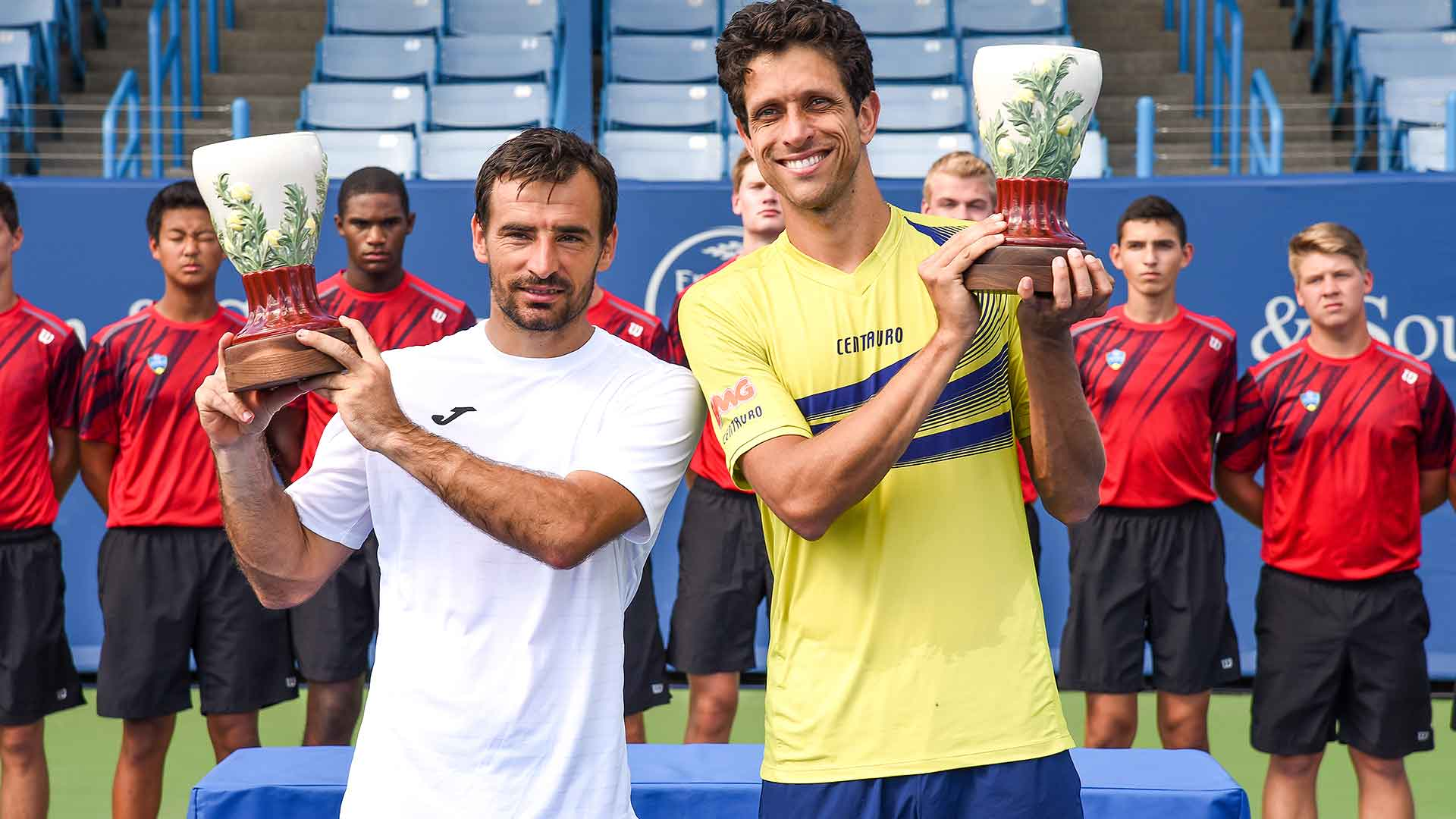 Ivan Dodig and Marcelo Melo claim their fourth ATP World Tour Masters 1000 title as a team.