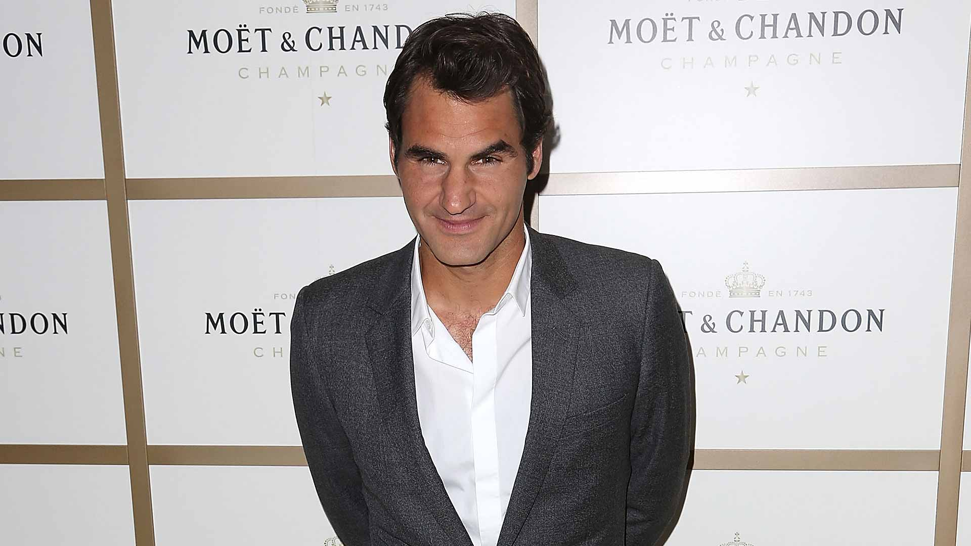 Roger Federer leads all athletes in off-court earnings.