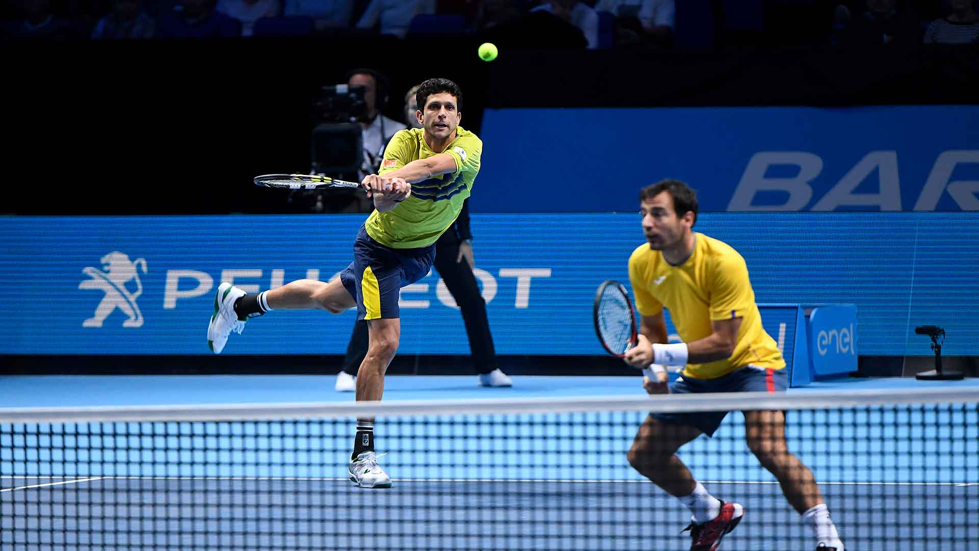 Marcelo Melo and Ivan Dodig