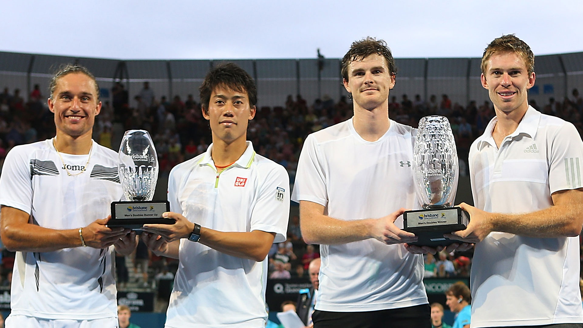 Brisbane Doubles Murray Peers