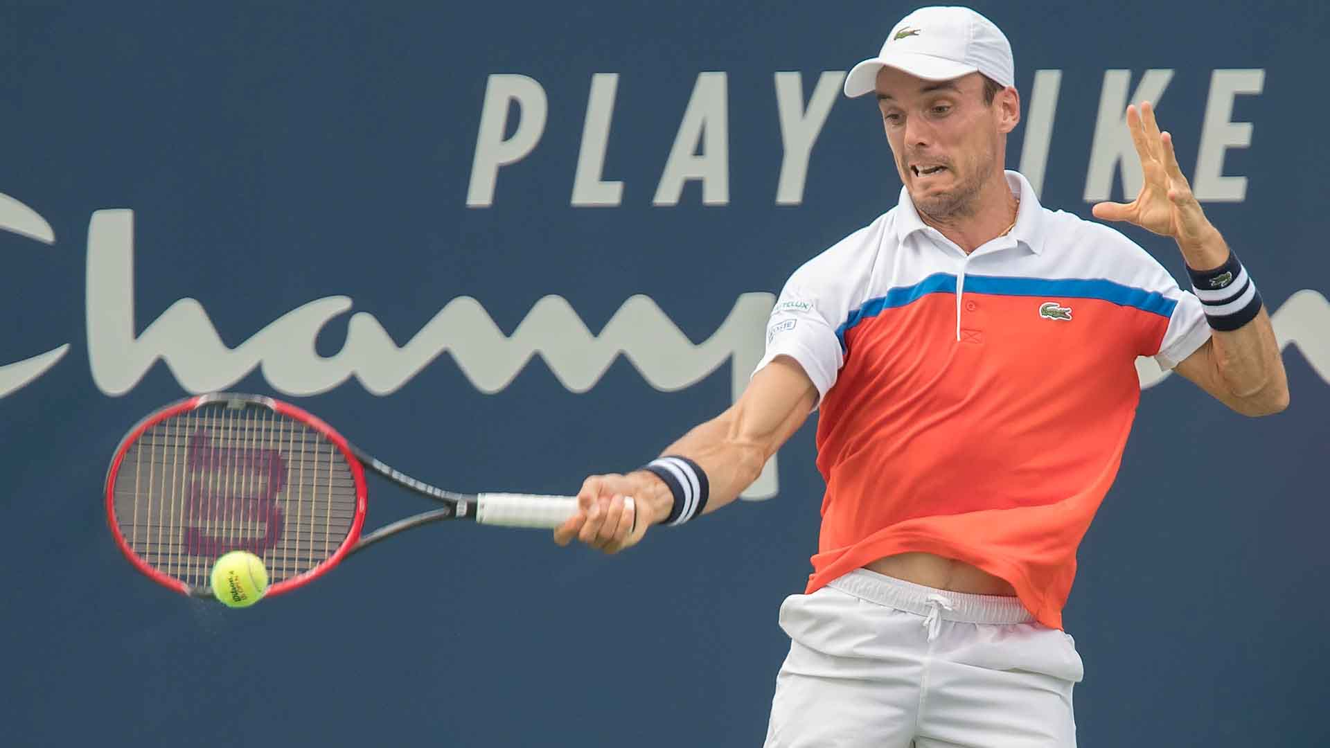 Bautista Agut Winston Salem 2016 Tuesday