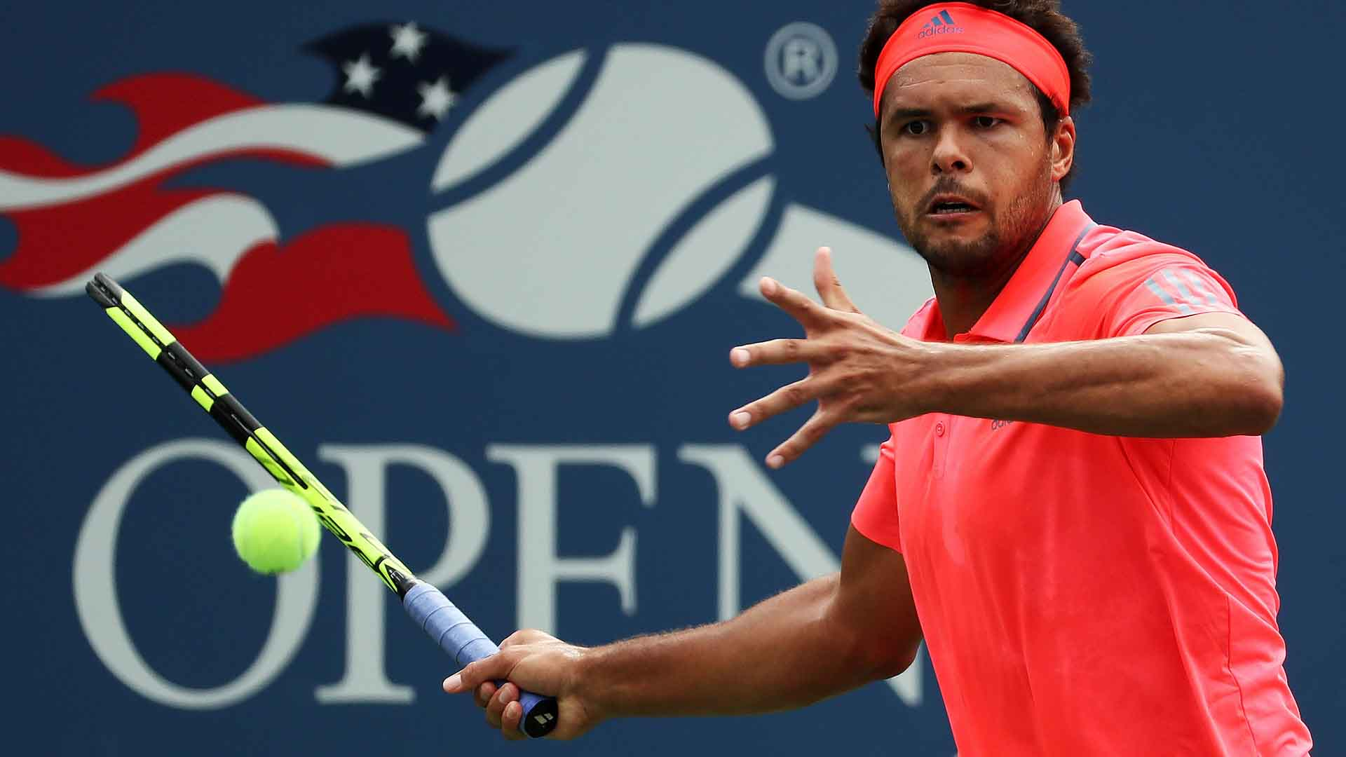 Tsonga US Open 2016 Wednesday1