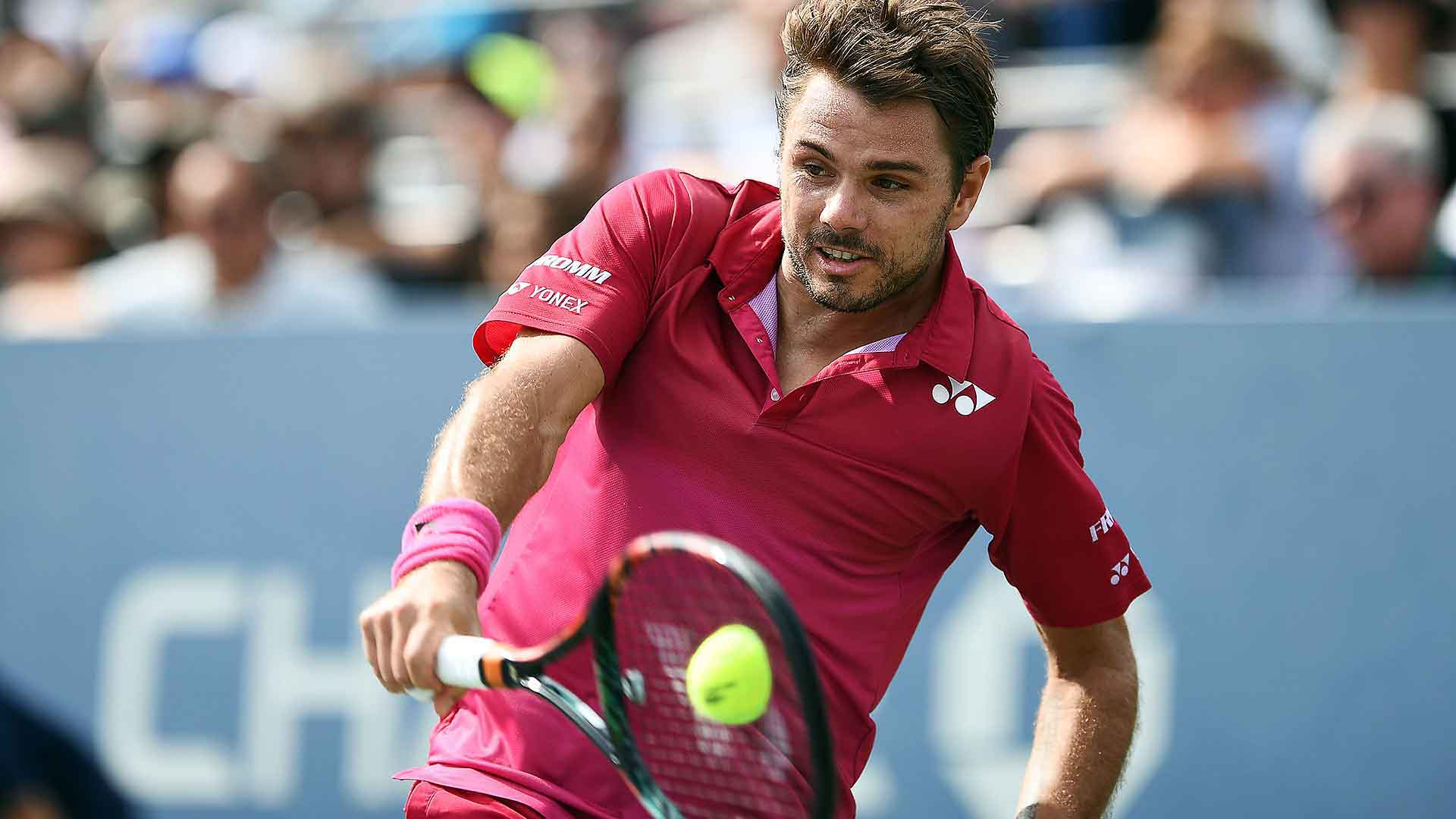 Wawrinka - US Open '16 - ATP